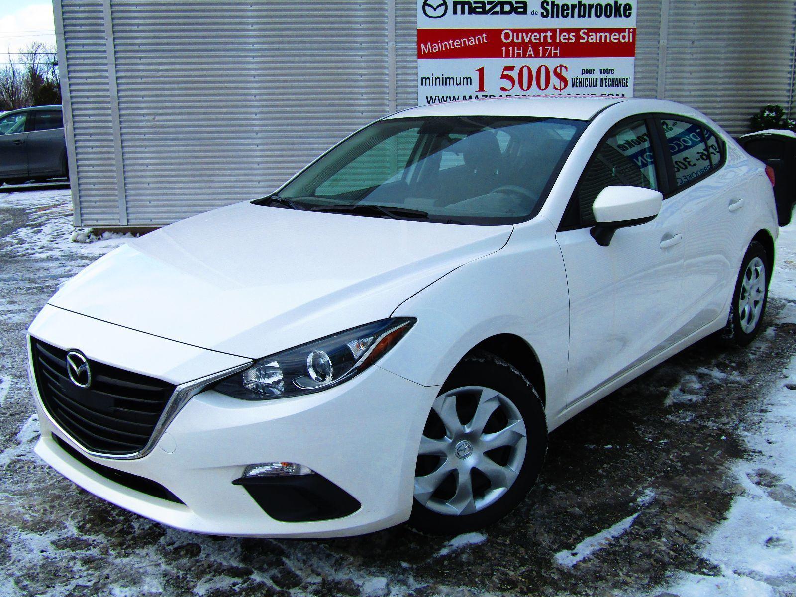 Groupe Beaucage Mazda Mazda3 2015 Usag 233 224 Vendre En