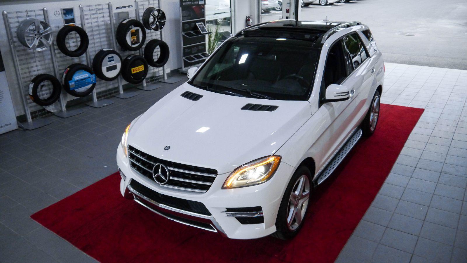 Mercedes benz de sherbrooke mercedes benz m class 2015 for 2015 mercedes benz m class