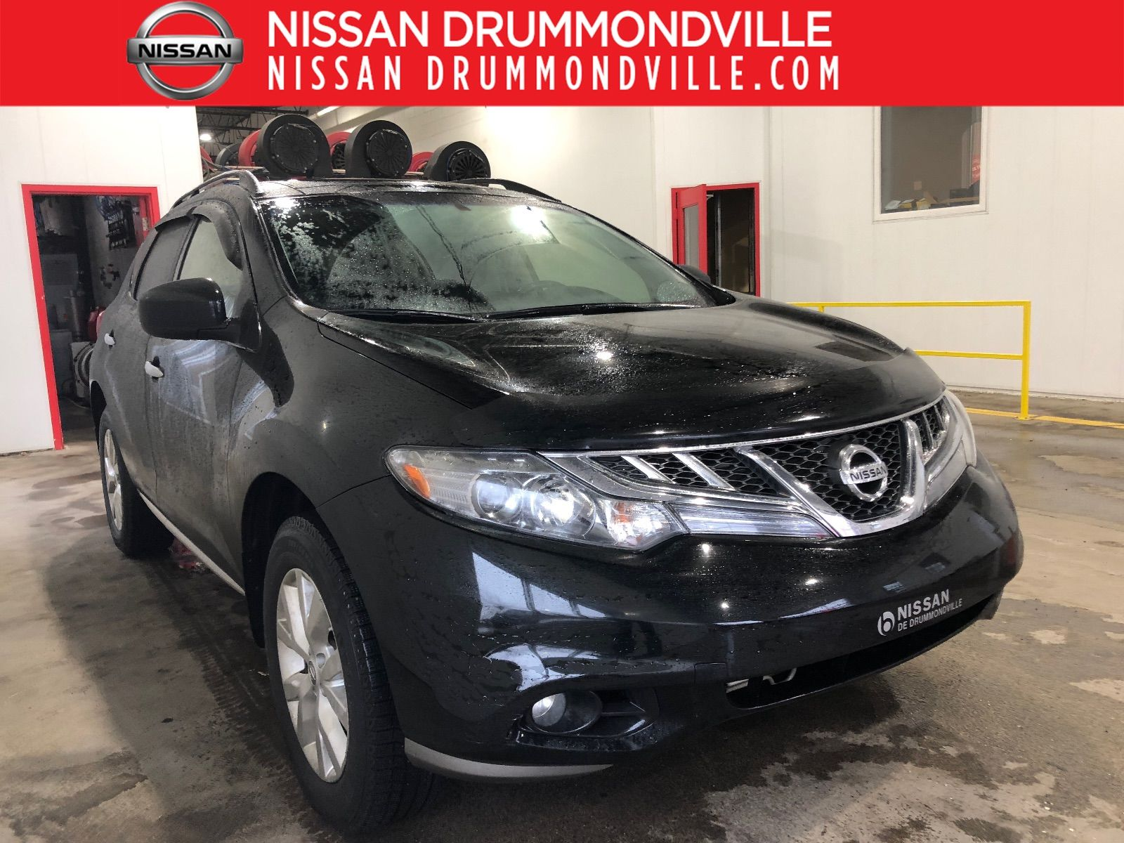 expert car murano new nissan review buy test drive