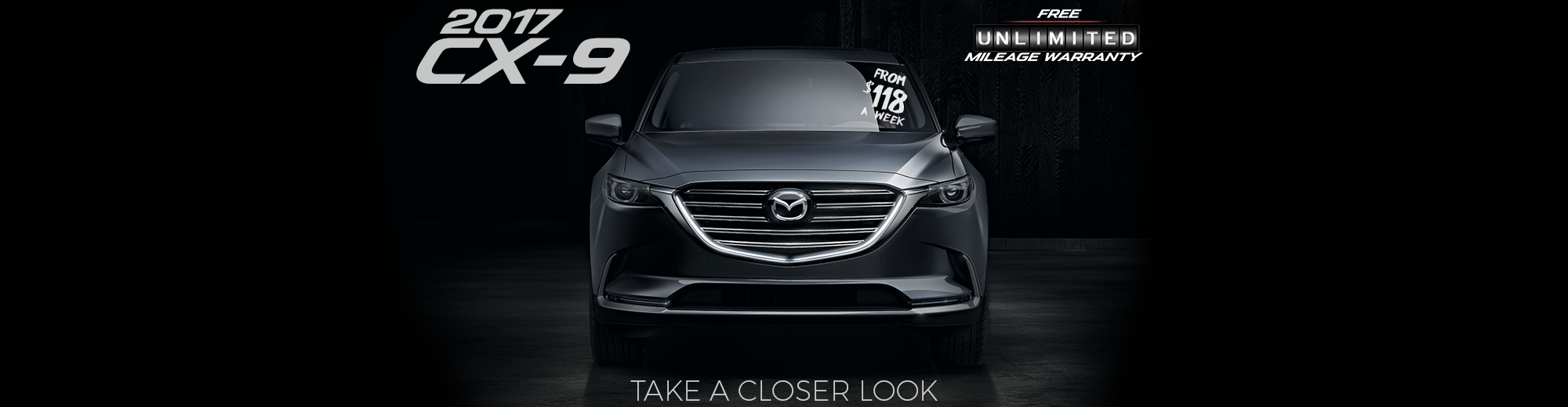 The New 2017 CX-9 is Now Available at Kramer Mazda!