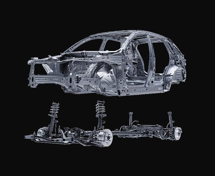 SkyActiv Body and Chassis   Kramer Mazda
