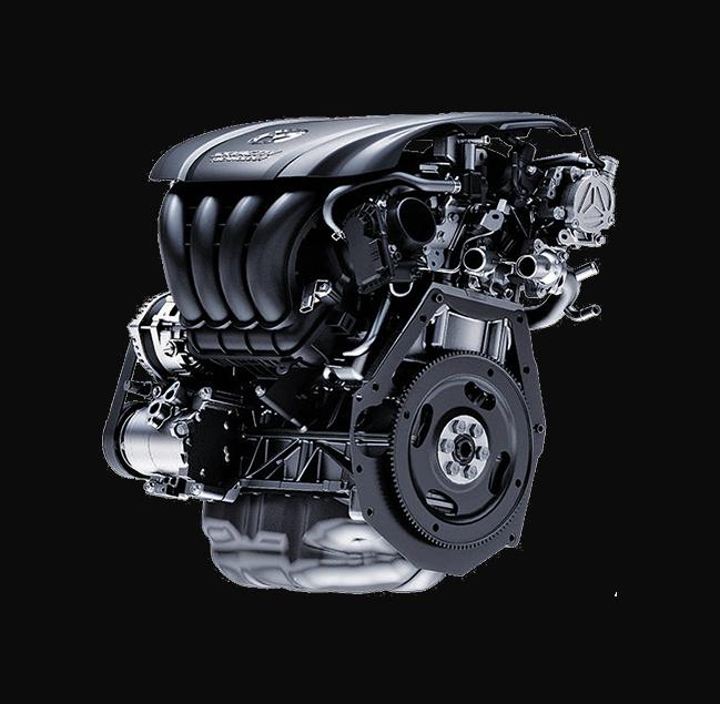 SkyActiv Engines   Kramer Mazda