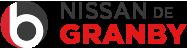 Logo du concessionnaire Nissan à Granby