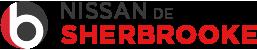 Logo du concessionnaire Nissan à Sherbrooke