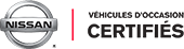 Logo Nissan certifié