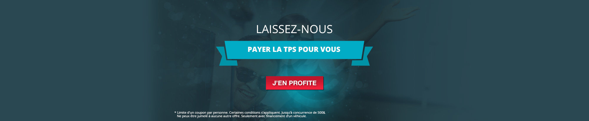 Laissez-nous payer la TPS