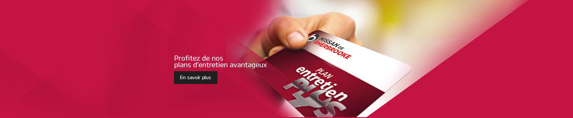 Entretien Plus-Nissan Sherbrooke