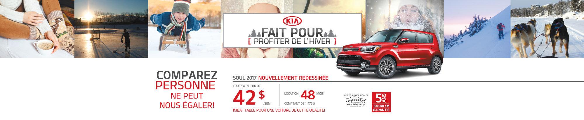 Kia Soul LX 2017