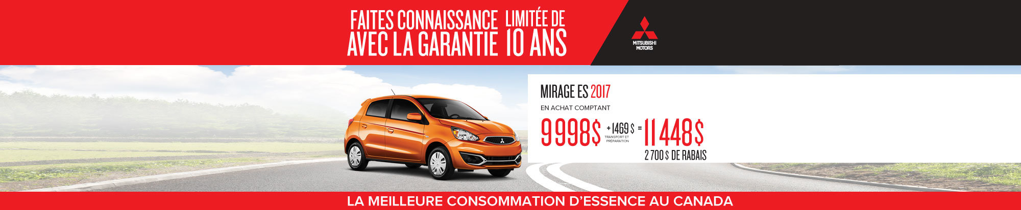 Mirage ES 2017