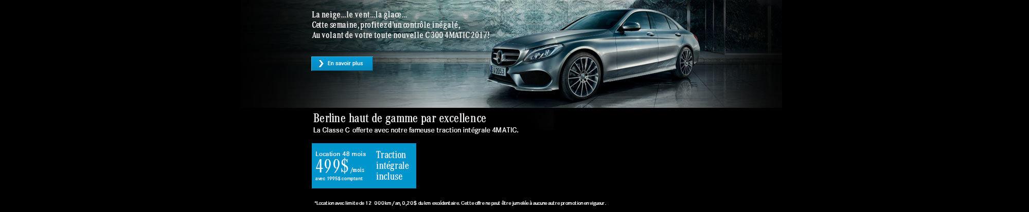 Mercedes-Benz Classe C 300 2017