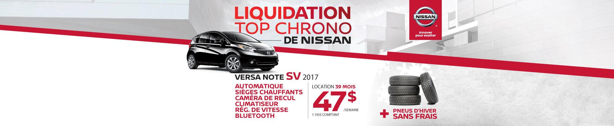 Nissan Versa Note header web