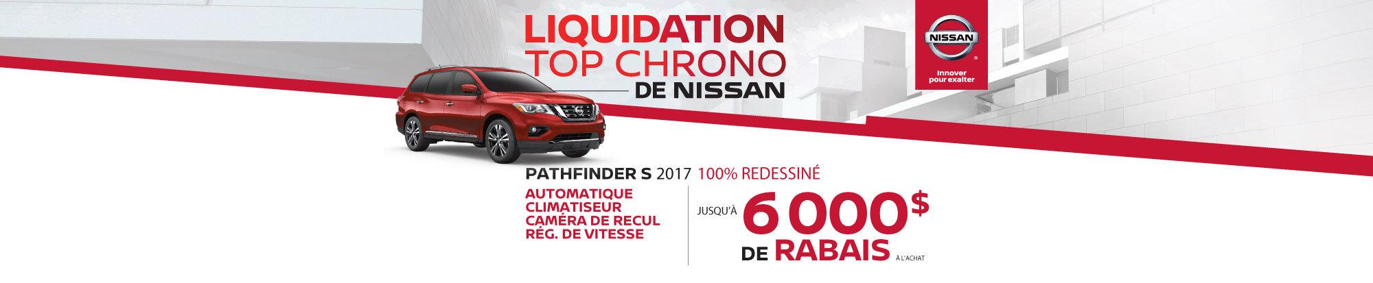 Nissan Pathfinder header web