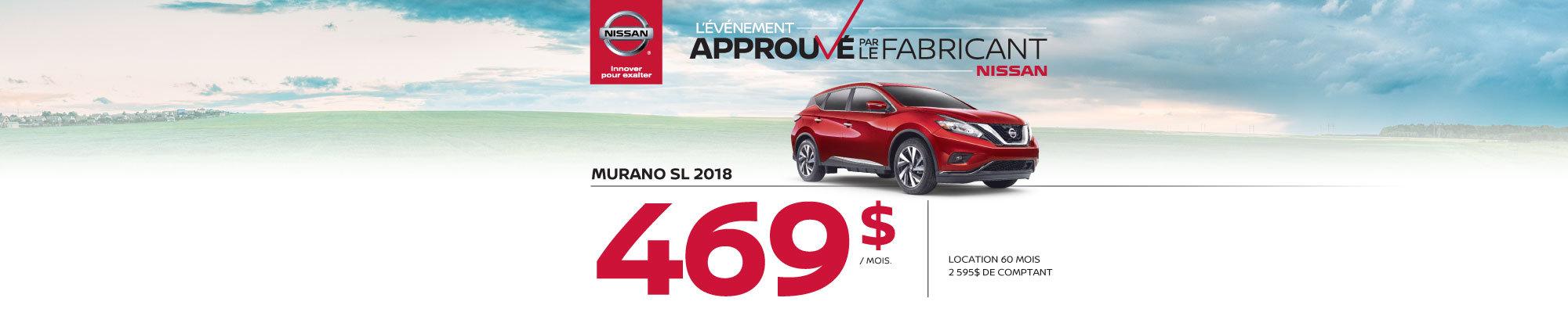 Nissan Murano 2018 web