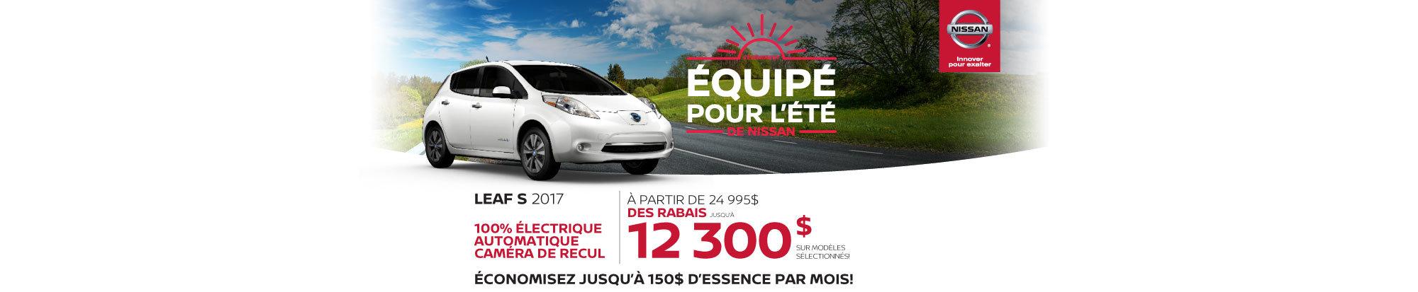Nissan Leaf header web