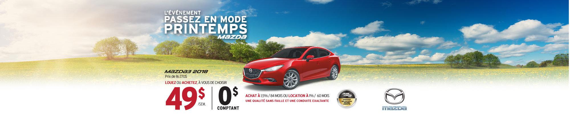 La Mazda3 (web)