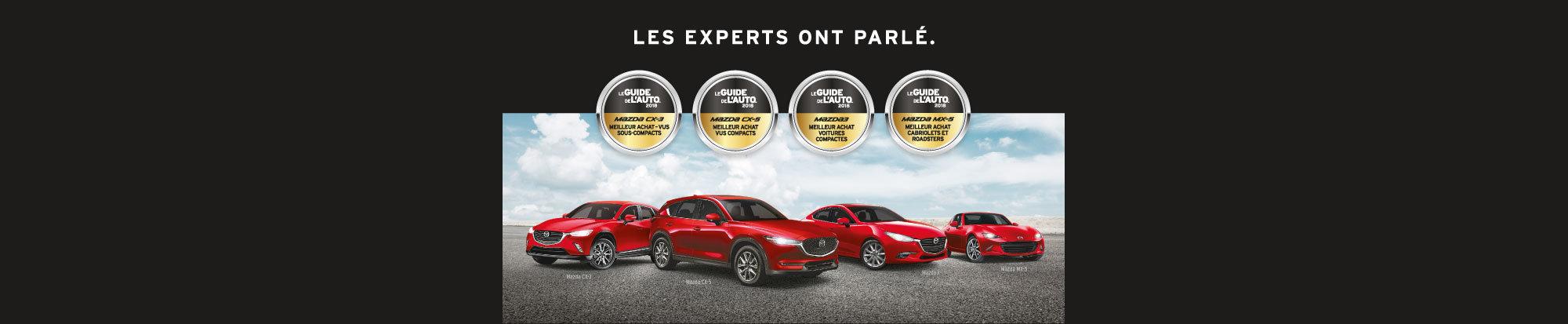 Mazda guide de l'auto 2018 web