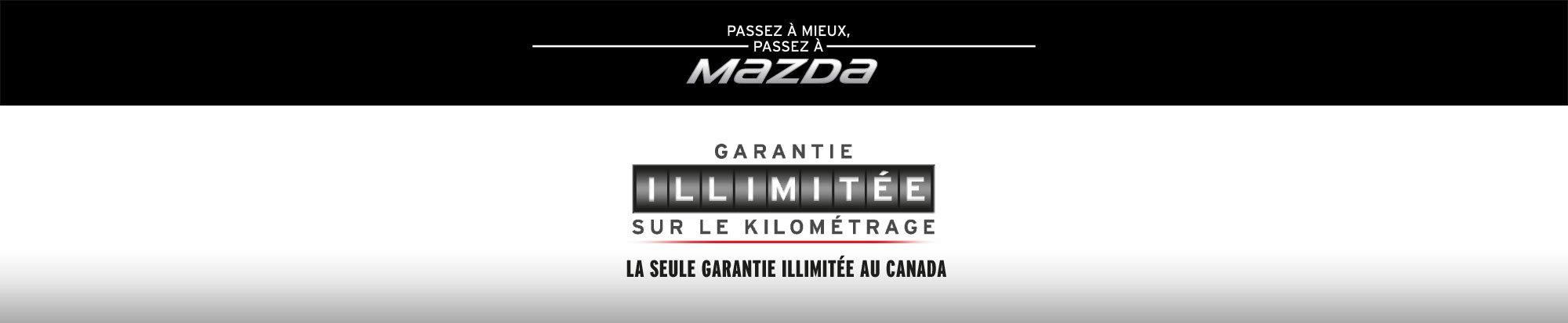 GARANTIE KILOMÉTRAGE ILLIMITÉE web
