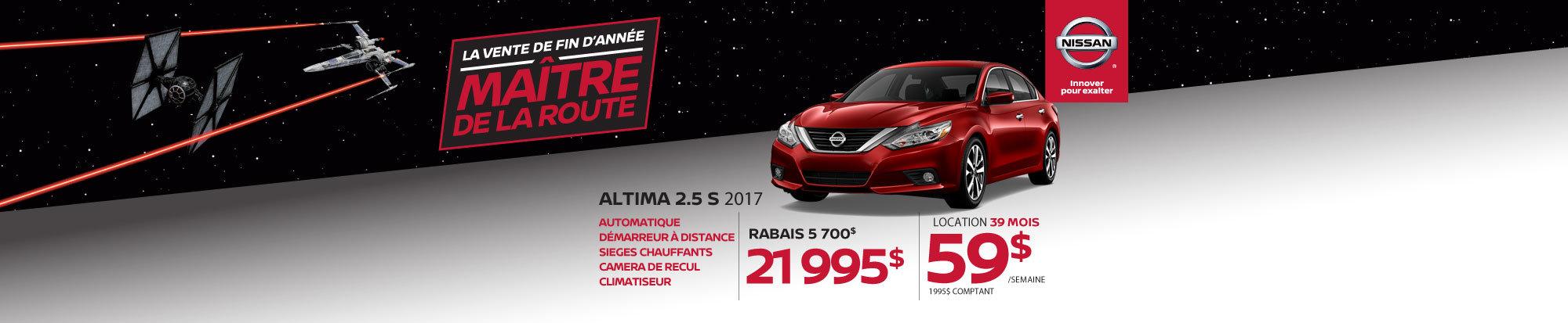 Nissan Altima 2017 web