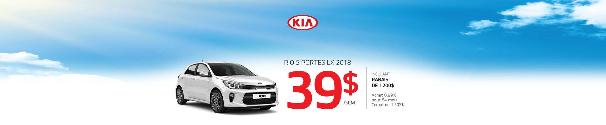 Rio5 portes 2018 à prix incroyable! web