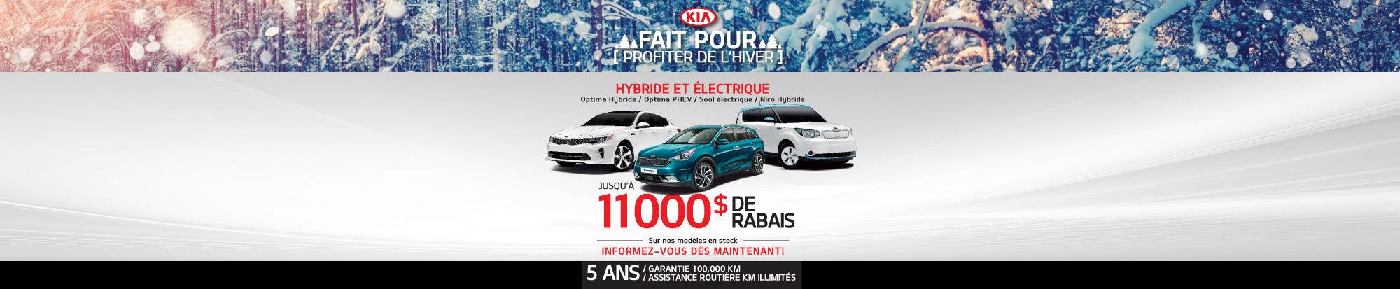Kia hybrides web