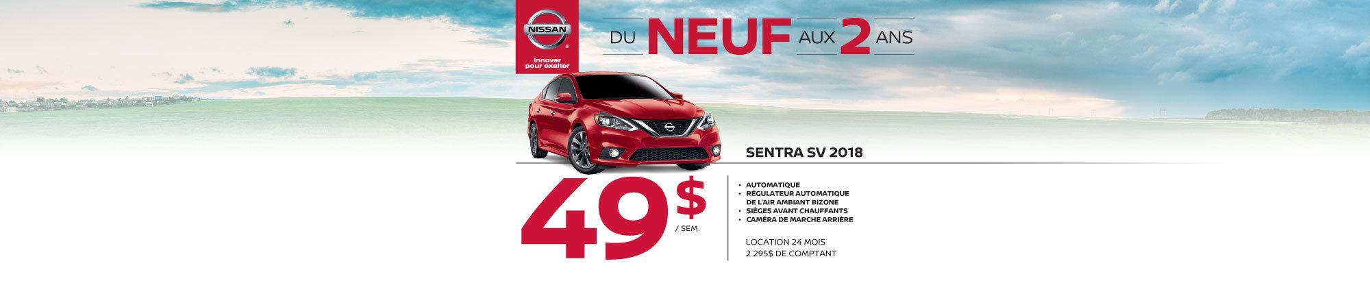 Nissan Sentra 2018 web