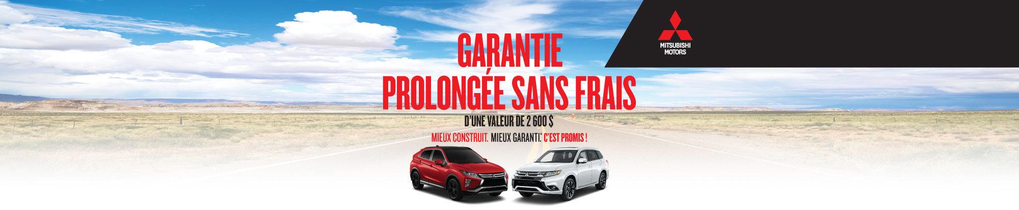 GARANTIE PROLONGÉE SANS FRAIS - web