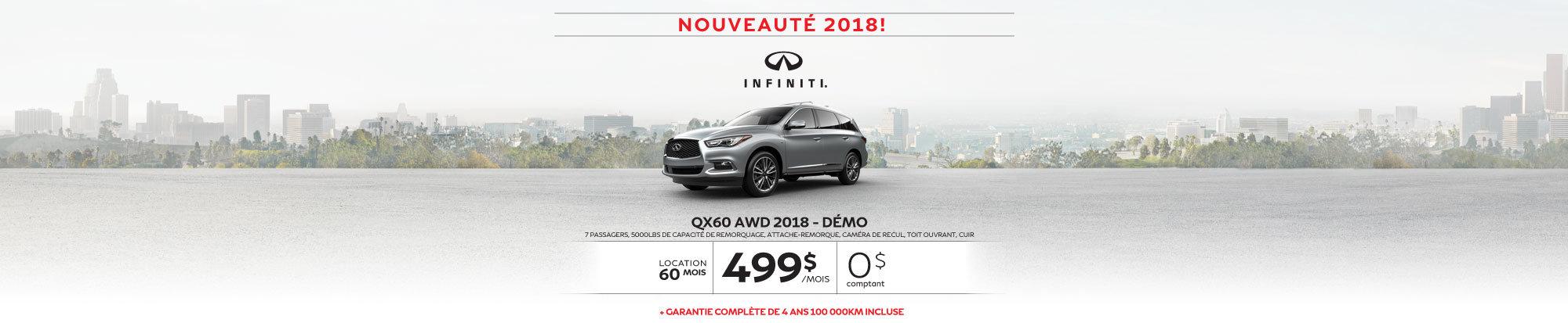 Le tout nouveau QX60 AWD 2018 web