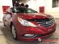 Hyundai Sonata 2014 LIMITED -TOIT PANO- HITCH-  NAV  - CUIR - CAMÉRA!!
