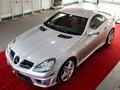 Mercedes-Benz SLK-Class 2009 5.5L AMG