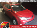 Toyota RAV4 2014 XLE NAVIGATION MAG JAMAIS ACCIDENTÉ 1 SEUL PROPRIO