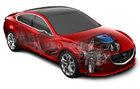 Le nouveau concept de Mazda deviendra possiblement la Mazda6 - 4