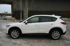 Mazda CX-5 2013 versus Volkswagen Tiguan 2013 - 2