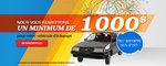 1000$ pour votre véhicule Mazda