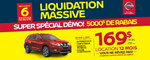 Liquidation massive Rogue St-Hyacinthe web