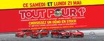 TOUT POUR 1$ Au Groupe Beaucage Mazda web