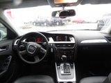Audi A4 2012 A4/S-LINE/QUATTRO/INTERIEUR CUIR/BLUETOOTH/