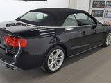 Audi S5 2013 Cabriolet QUATTRO, cuir, sièges chauffants