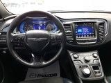 Chrysler 200 2015 S V6 52000KM NAVIGATION TOIT PANORAMIQUE