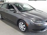 Chrysler 200 2015 LX, régulateur, A/C