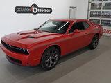 Dodge Challenger 2017 SXT Plus, cuir, navigation, toit ouvrant