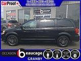 Dodge Grand Caravan 2017 STOW N GO, CUIR, MAGS, BARRES DE TOIT