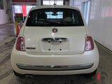 Fiat 500 2012 LOUNGE - MANUELLE - TOIT - SUPER AUBAINE!!