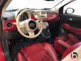 Fiat 500C 2013 500 C LOUNGE- CONVERTIBLE- CUIR- JAMAIS ACCIDENTÉ!