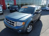 Ford Escape 2010 XLT/JANTES EN ALLIAGE/BLUETOOTH/AIR CLIMATISÉ/