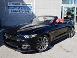 Ford Mustang 2015 GT Premium v8 interieur cuir rouge