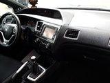 Honda Civic Cpe 2013 Si 50500km navigation toit ouvrant