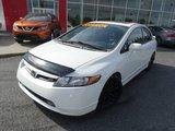 Honda Civic Sdn 2008 SI 4 PORTES /TOIT OUVRANT/JANTES EN ALLIAGE