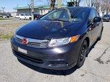 Honda Civic Sdn 2012 EX - MANUELLE 5 VITESSES- TOIT-OUVRANT - AUBAINE!
