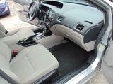 Honda Civic Sdn 2013 LX / BAS MILLAGE