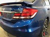 Honda Civic Sdn 2013 TOURING - AUTOMATIQUE - NAVI- TOIT- CUIR- CAMÉRA!!
